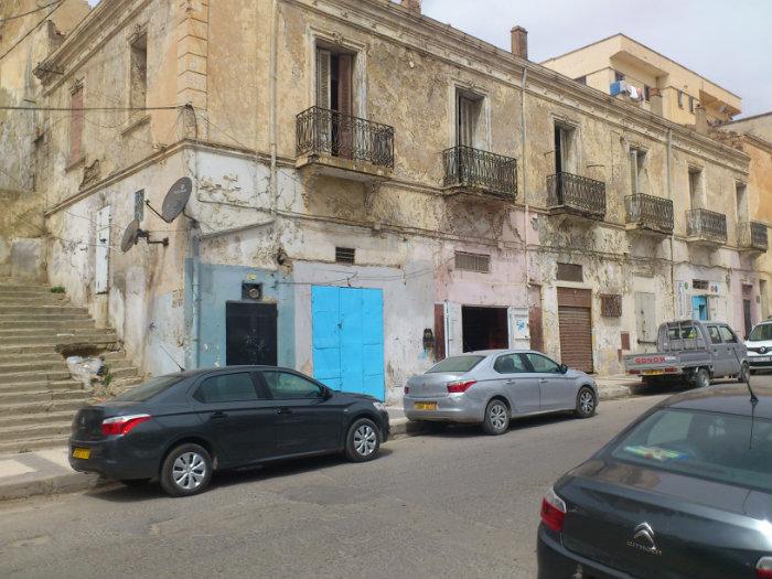 Immeuble a Tiaret