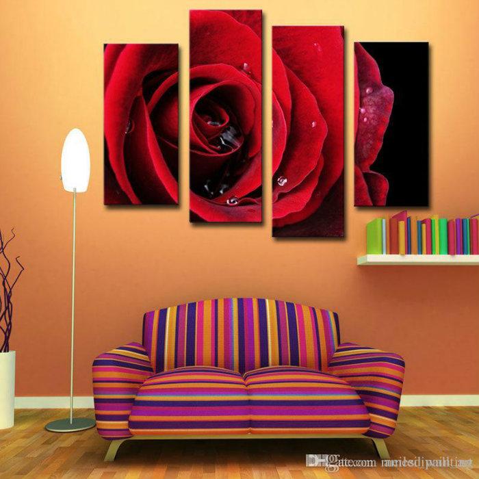 Tableau toile pour decoration