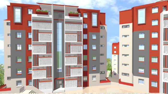 Logements promotion immobilier a bouabaz f4 et f5
