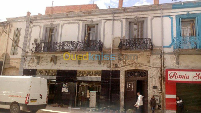 Maison coloniale à Tiaret