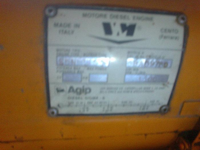 Groupe electrogene  31KVA