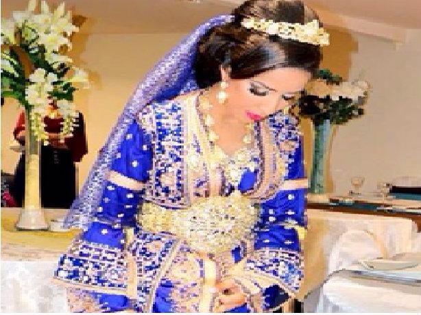 Habilleuse de la mariée Machta