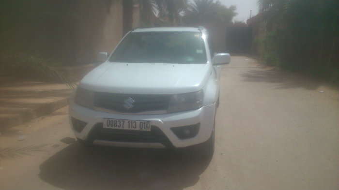 Location Suzuki Grand Vitara 4x4 7000 DA/J