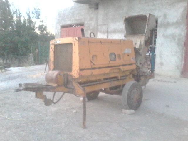 Pompe a beton