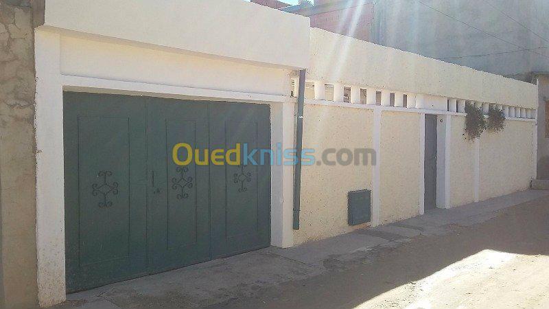 Chalet F4 + garage + grande cour