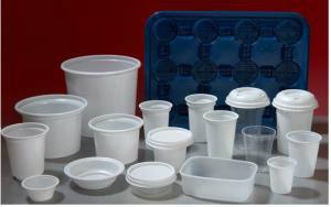 سلسلة كاملة لصنع الاكواب البلاستيكية والورقية
