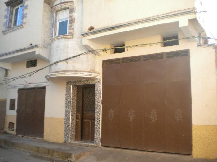 منزل مساحته 70م بابا علي معسكر