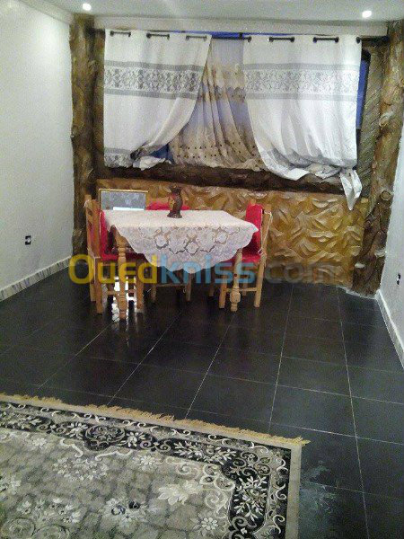 Appartement type F4 à MOSTAGANEM