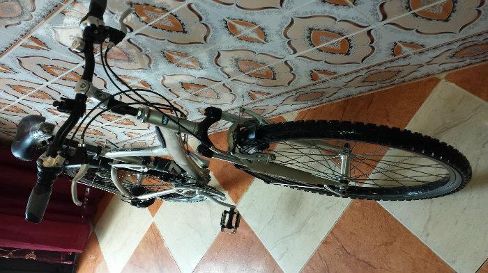 Vélo b'twin seven original concept