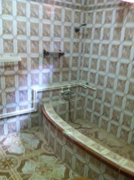 Maison avec lavage