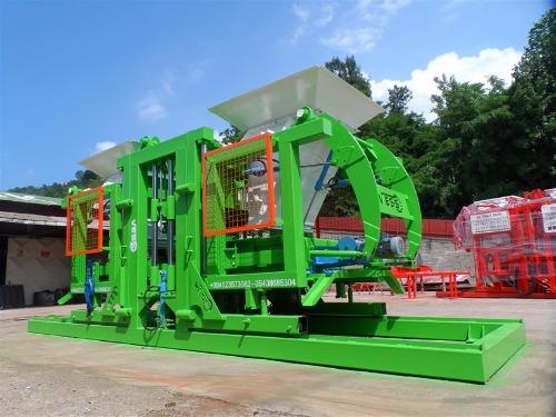Machine de Fabrication de Brique, Dalle et de Pavé
