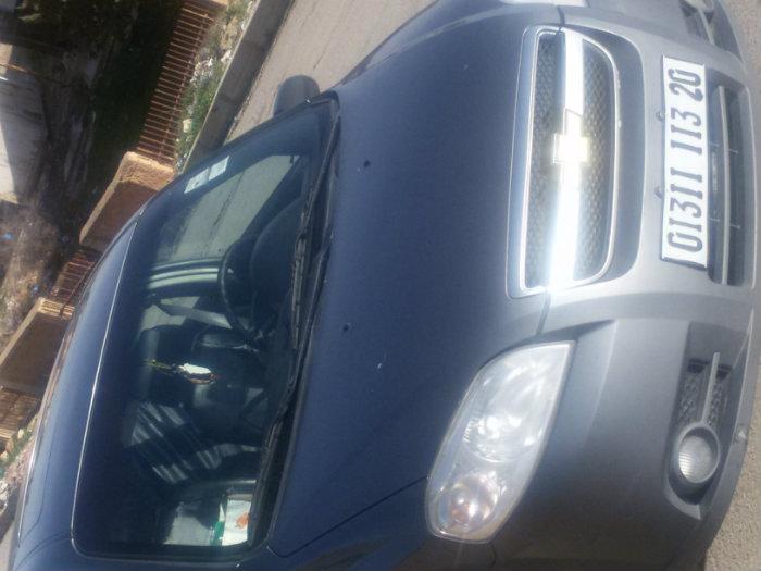 Chevrolet aveo exclusive 2013