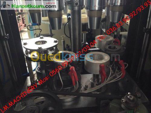 Importateur machines Goblet papier JBZ