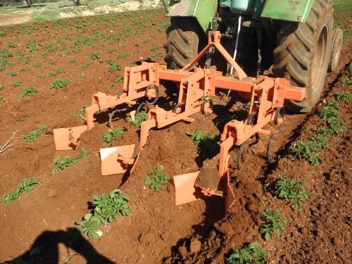 Materiels agricoles cover-crop 10/20 auto porté