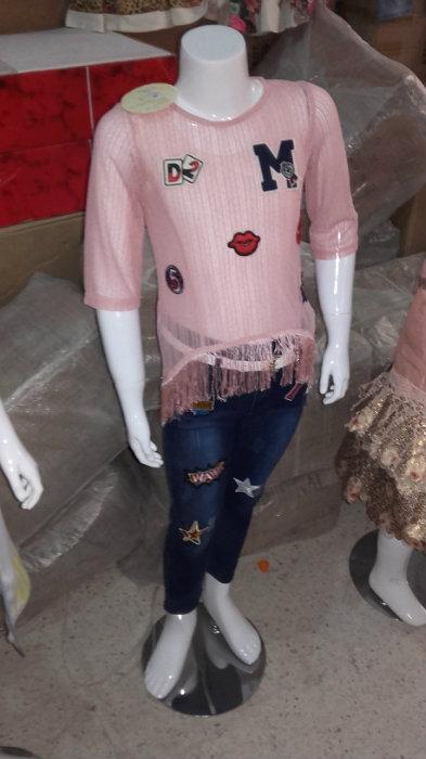 جديد ملابس العيد للبنات واولاد