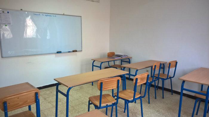 Loue classes pour donner des cours