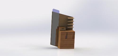 Conception et réalisation meubles en bois