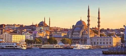 Voyage Istanbul du 19 au 25 Juillet à 90000 DA