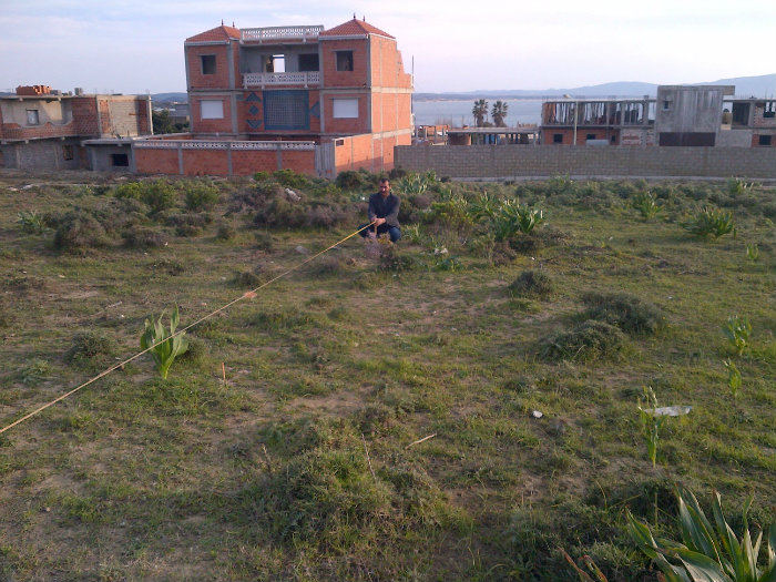 Terrain Skikda El marsaf