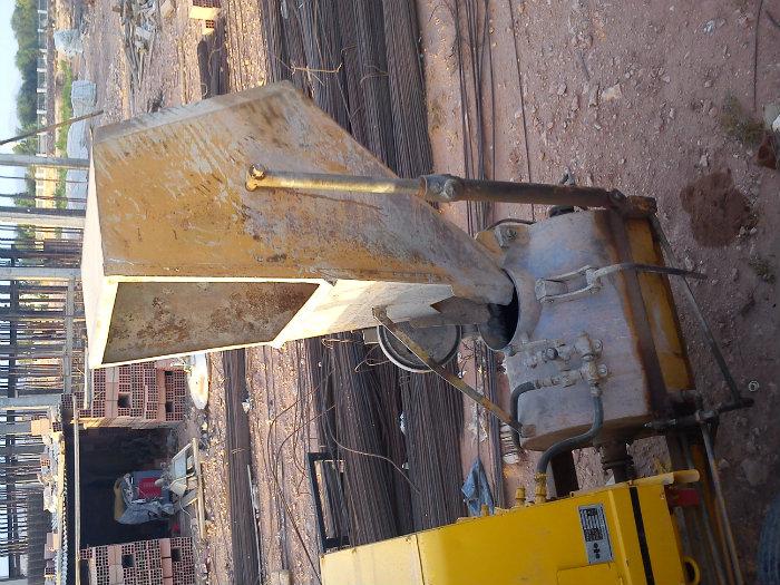 pompe de beton