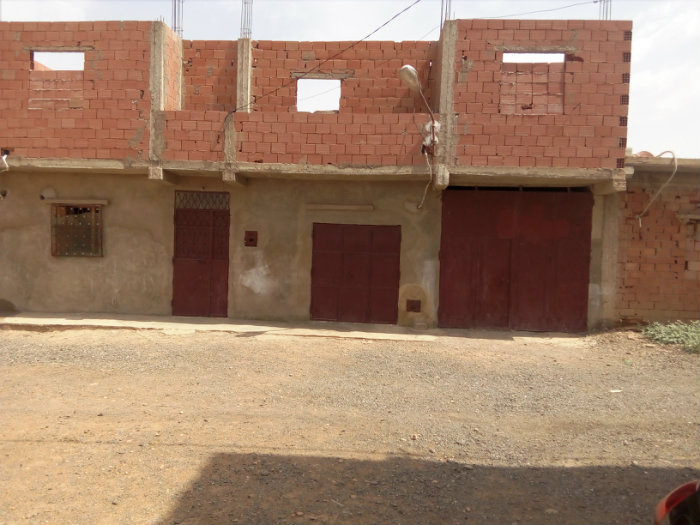 بيع سكن في  سيدي امحمد بن عودة غليزان