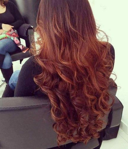 تركيب الشعر الطبيعي