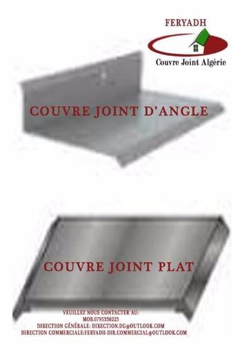 couvre joint bâtiment algérie