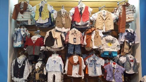 Kids Marine Vente habillement pour enfants