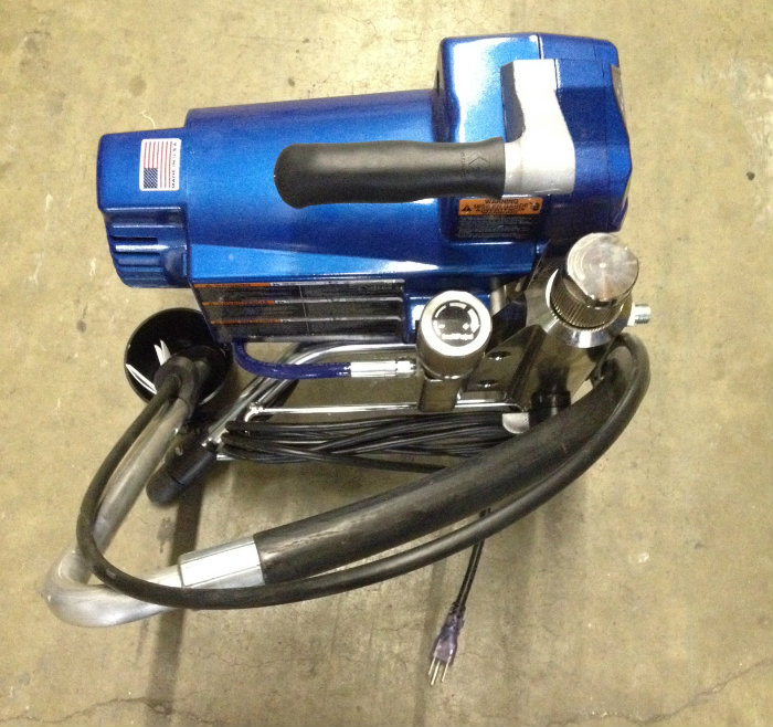 machine graco 390 classic usa