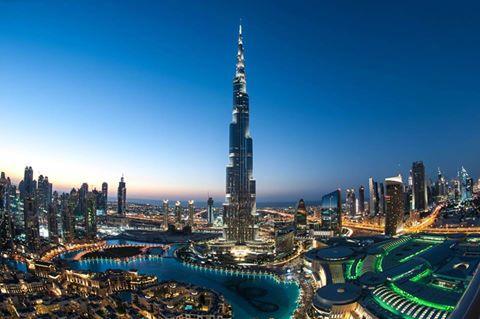 Dubai la cité des merveilles
