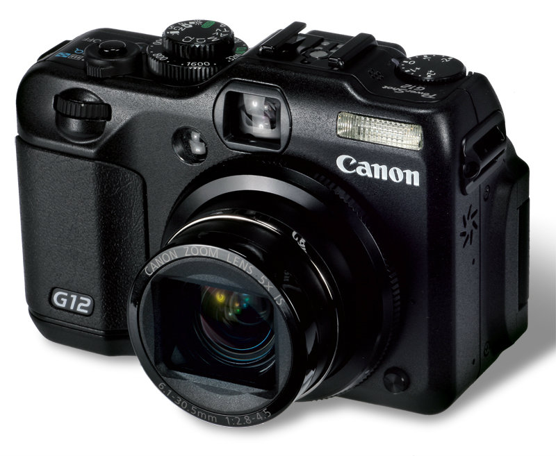 camera canon g12 professional