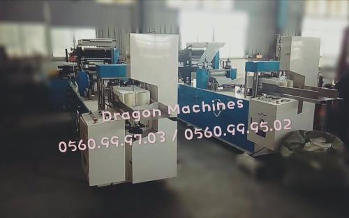 Machine papier serviette matériaux & equipement Algerie