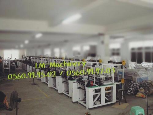 Machines et matériel pour la fabrication de sacs et sachets ....dragon machines