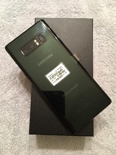 Le nouveau Samsung Galaxy Note 8 nouveau