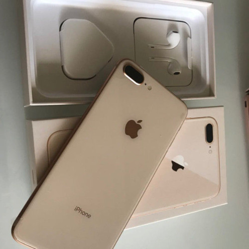 Le nouveau iPhone 8 Plus nouveau