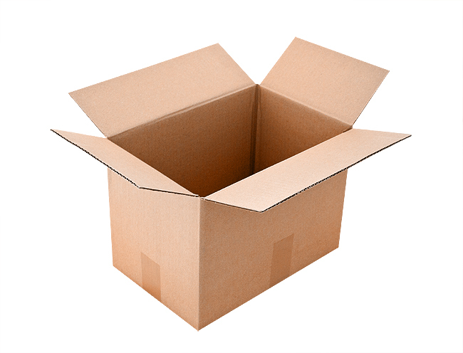 Cherche caisses standard en carton (caisse américaine)---600 * 300 * 200 mm environ.f