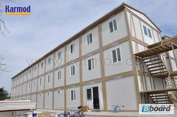 مباني موقع العمل مسبقة الصنع