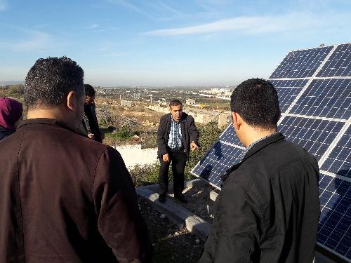 Etude des realistion solaire
