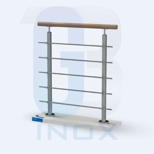 BALUSTRADE INOXYDABLE