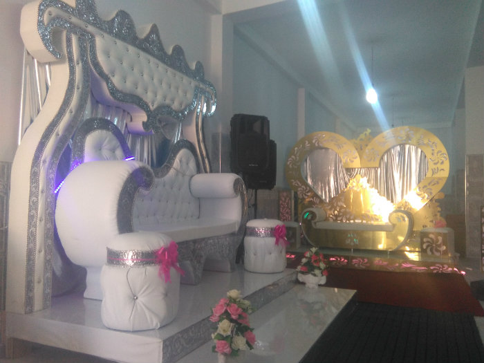 location decor de mariage