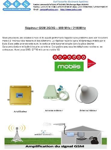 Répeteur GSM