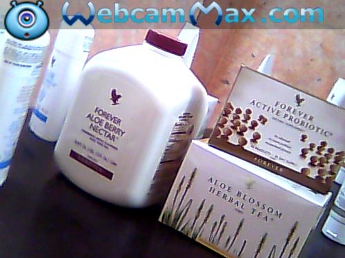 Vendre des produits forever.Produits naturels 100% Extrait de cactus-soin de beaute