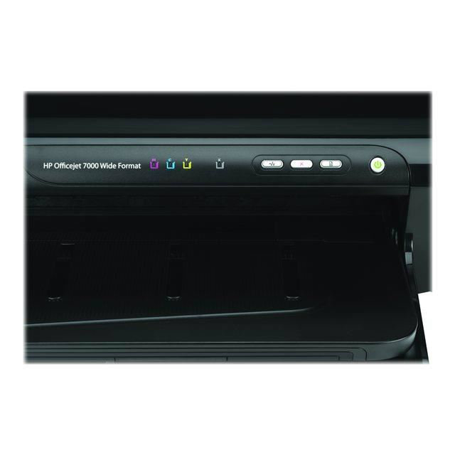 HP Officejet 7000 Format A3 et A4