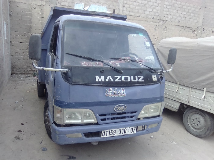 بيع شاحنة MAZOUZ BENEf
