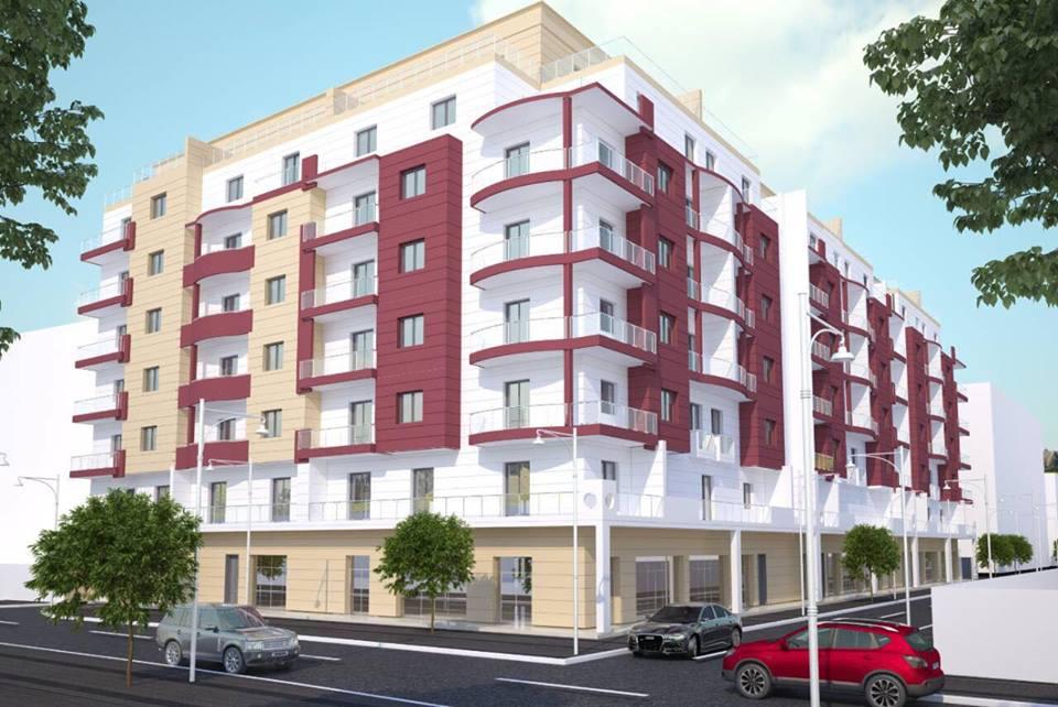 vente des appartements de haut standing
