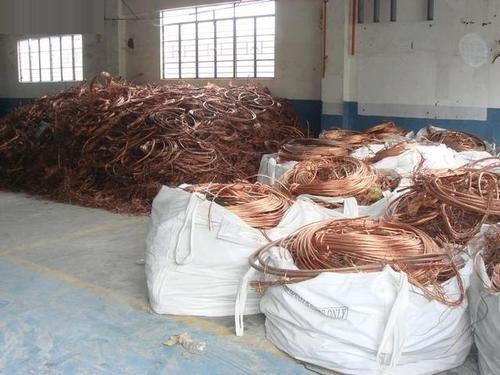 vends câbles et dechets de cuivre
