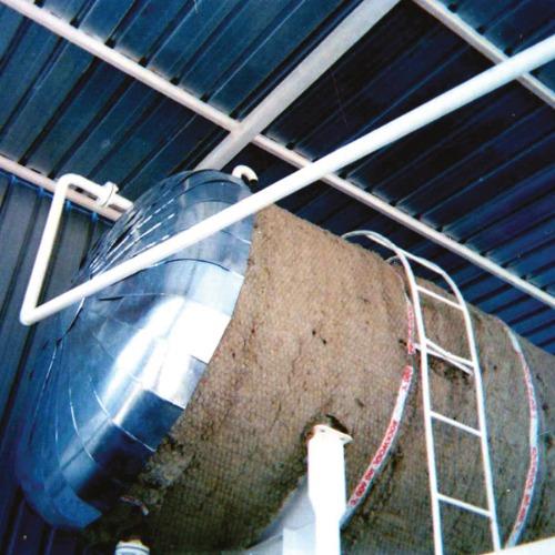 Travaux d'Isolation Thermique (Calorifugeage)