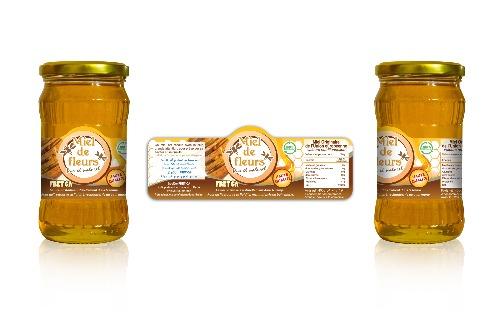 miel de Bulgarie ( déstockage en masse )
