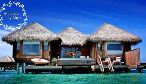 Top séjour Paradisiaque en Island  Les îles MALDIVES