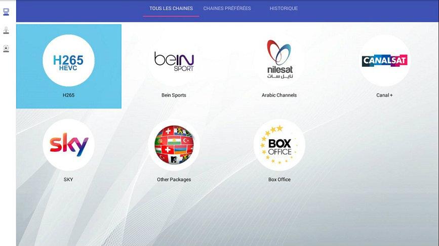 Abonnement VOLKA IPTV ( plus de 1300 chaines)